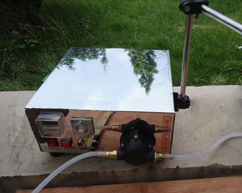 磁力泵单头灌装机