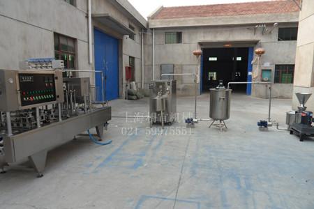 沙冰机生产线