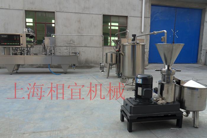 M200绿豆沙冰机生产线
