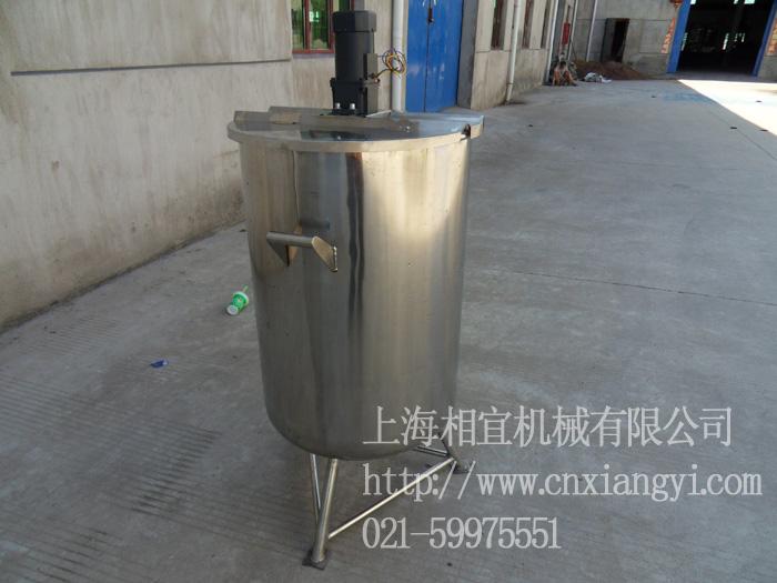 绿豆沙冰机生产线-搅拌桶