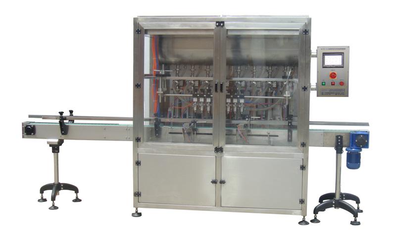 封闭型液体灌装机