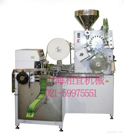 自动定量茶叶包装机
