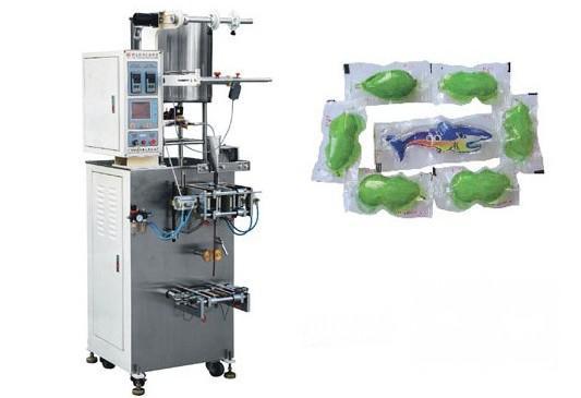 多形状果冻条自动包装机