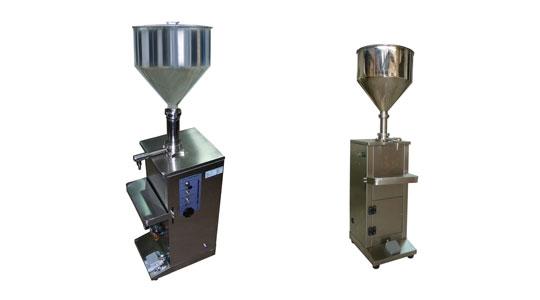 立式气动液体灌装机