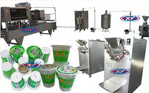 绿豆沙冰机生产线