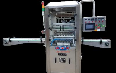 XKF直线封口机,瓶桶封膜机