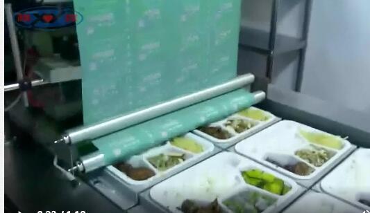 小伙伴快餐盒车间工厂实拍